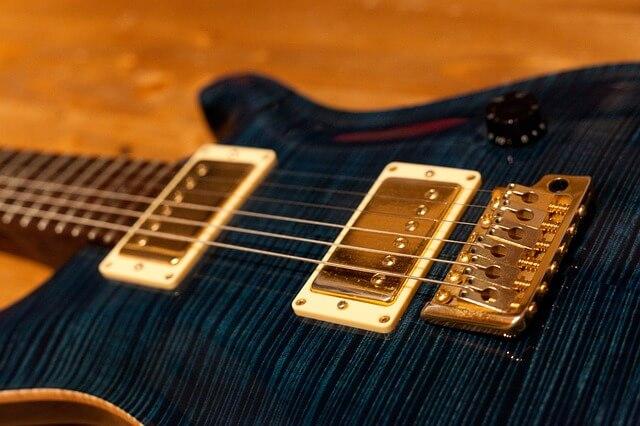 Gitarre der Firma PRS