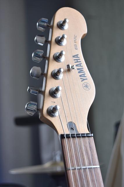 Yamaha Gitarren Hals