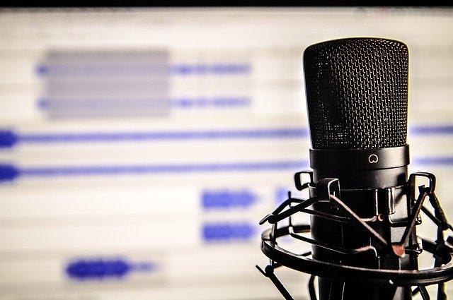 Mikrofon Aufnahme mit DAW
