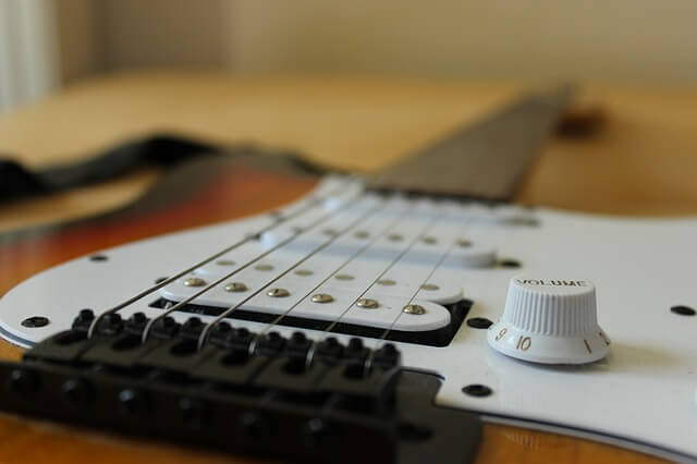 Bridge E-Gitarre