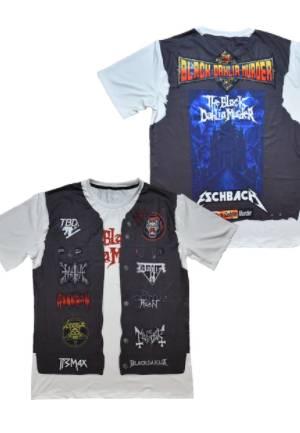 Black Dahlia Murder Shirt Kutte
