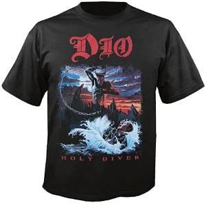 Dio Holy Diver Shirt