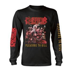 Kreator Pleasure To Kill Shirt