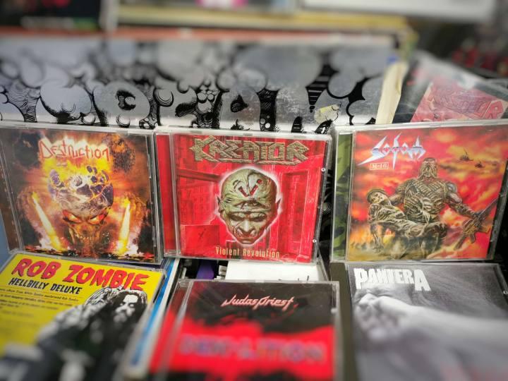 Wegweisende Alben des deutschen Thrash Metal