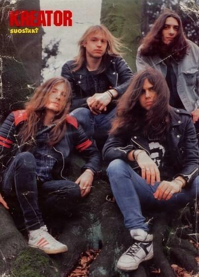 Kreator Thrash Metal Band