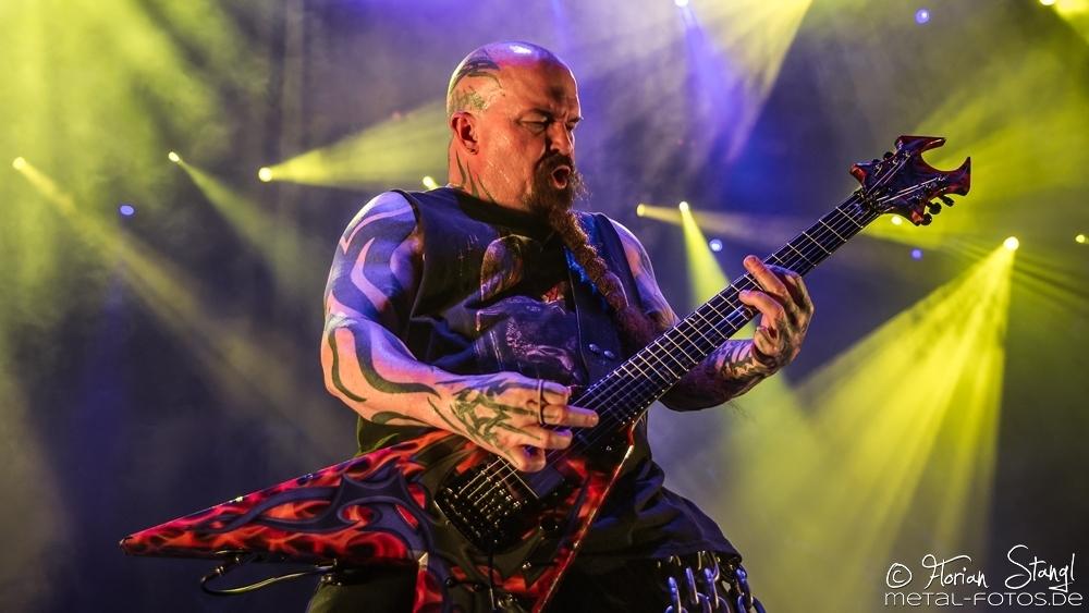 Slayer Thrash Metal